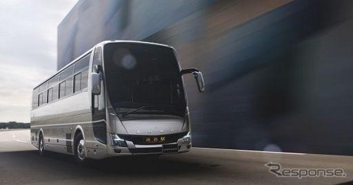 観光バス・高速バスは「外気導入固定運転」…新型コロナウイルス対策の新生活様式