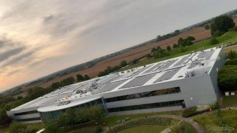 トヨタ、欧州本社に風力タービンとソーラーパネル設置…年間384MWhの電力を生成