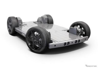KYB、次世代EV車台向けサスペンションを共同開発…戦略的提携をイスラエル企業と締結