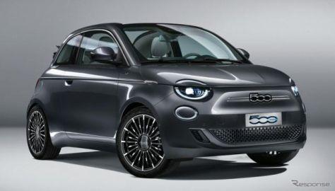 フィアット 500 新型に「電動アバルト」計画か…高性能EVの可能性