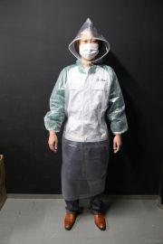 ジヤトコ、CVT用クリーンルームで医療用ガウンを製作 地元医療現場に提供