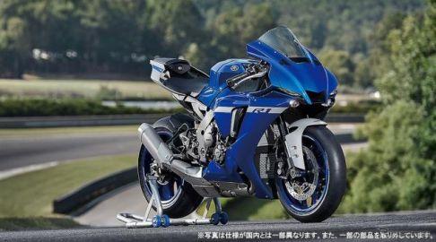 ヤマハ YZF-R1 2020年モデル、サーキットを制する走行性能を追求…236万5000円より