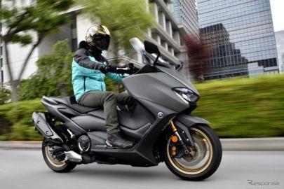 【ヤマハ TMAX560 TECH MAX 試乗】ただのスクーターだと思ったら大間違い…青木タカオ