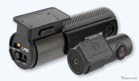 ライブで話せるドライブレコーダー『BlackVue』が登場…社有車の運行管理に
