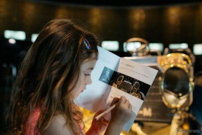 メルセデスベンツ博物館、子ども向け最新プログラム開始…エンジンキット組み立ても可能