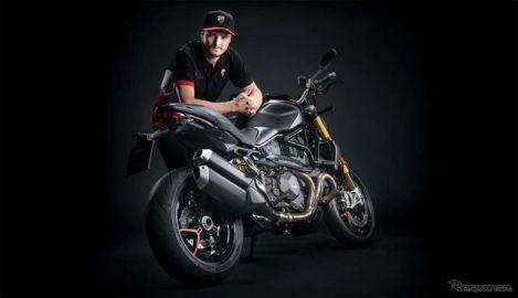 ドゥカティ、MotoGPオフィシャルライダーにジャック・ミラーを起用