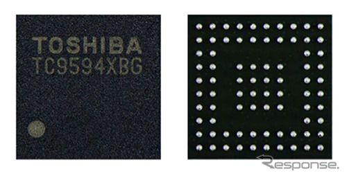 東芝、車載向けインターフェースブリッジICにディスプレーシステム向け2製品を追加