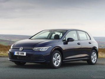 VW ゴルフ 新型、1.0リットル3気筒エンジン搭載車を設定…欧州