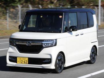 新車販売総合、N-BOX が ヤリス をかわし6か月連続トップ 5月車名別