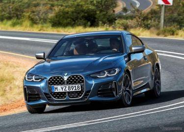 BMW 4シリーズクーペ 新型に「M440i xDrive」…3.0リットル直6ターボは374馬力