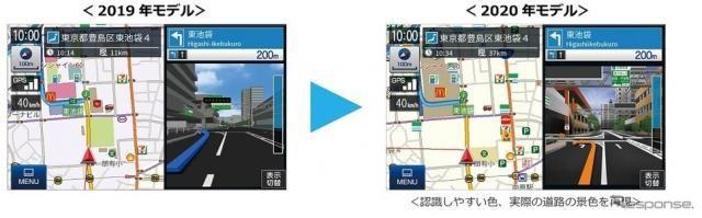 昭文社、ユピテル製ポータブルカーナビに 2020年版「マップルナビPro3」を提供