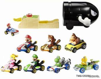 ホットウィール、「マリオカート」の世界観が楽しめる新商品発売