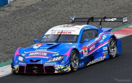 J SPORTS、SUPER GT全戦を今年も中継…無観客の前半4戦は予選を無料放送