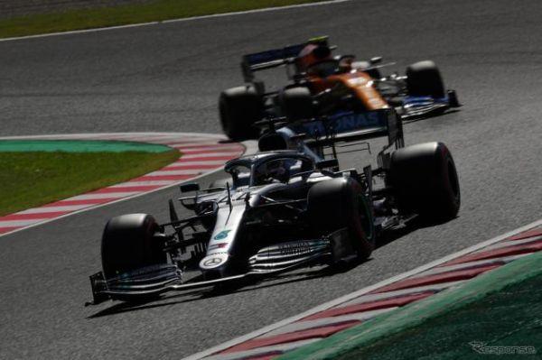【F1 日本GP】本年度の開催は中止