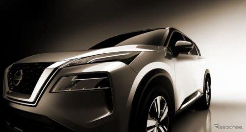 日産 ローグ 新型、6月15日米国発表…日本の エクストレイル は?