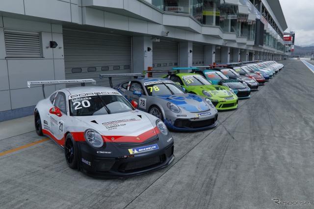 ポルシェジャパンモータースポーツ2020シーズン《画像:ポルシェ・ジャパン》