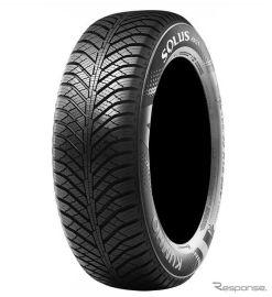 クムホ、オールシーズンタイヤ「ソルウスHA31」の国内販売をオートバックスPayPayモール店で開始