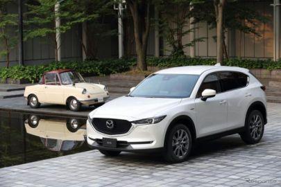 【マツダ CX-5 100周年特別記念車】スペシャルロゴに込められた想い[詳細画像]