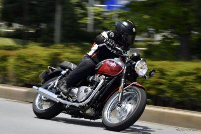 【トライアンフ ボンネビルT100 バド・イーキンス 試乗】バイクらしさってこういうこと…伊丹孝裕