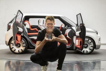 フィアット『チェントヴェンティ』、ベストコンセプトカー賞に輝く…次世代小型EV提案