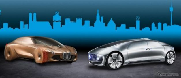 BMWとダイムラー、自動運転技術の共同開発を一時中断