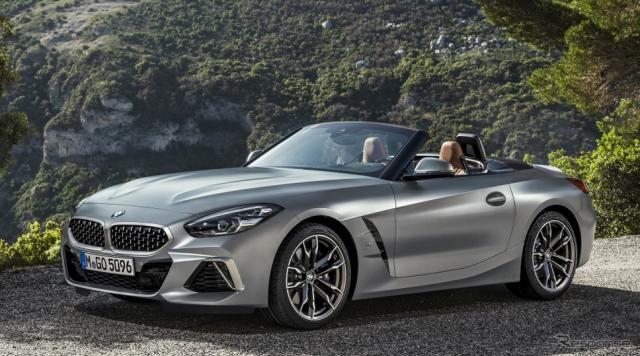 BMW Z4《photo by BMW》