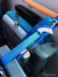 路線バスでの車いす利用者の事故防止 国交省が検討へ