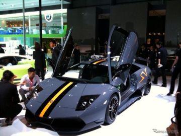中国モーターショー『模倣』と『学習』の狭間で…中国市場専用車の時代