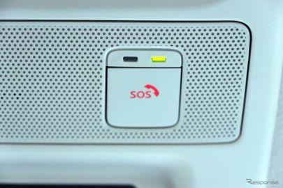 【日産 ルークス 新型】試乗…万が一の安心感を生み出す「SOSコール」、夜間の視界確保向上に貢献する「AHS」