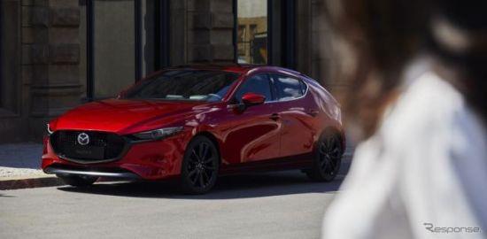 米マツダ、7月8日に新型車発表へ…マツダ3 に2.5ターボの可能性