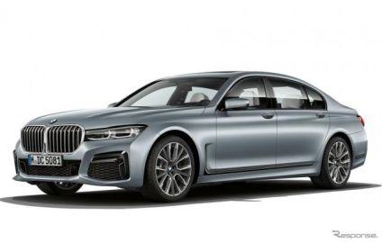 BMW、7シリーズ と 8シリーズ を改良…7月から欧州で