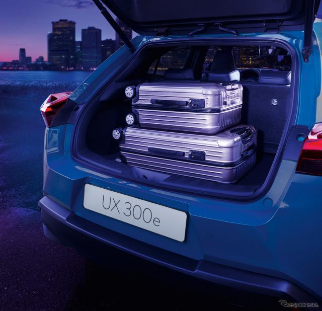 レクサス UX 300e(欧州仕様)《photo by Lexus》
