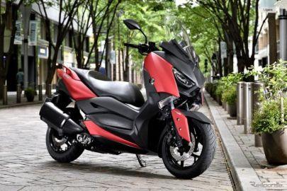 【ヤマハ XMAX 試乗】人気の軽二輪スクーター、でも「やっぱり250!」と思わせる理由…青木タカオ