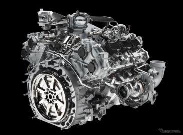 マセラティの新型スーパーカー『MC20』、630馬力V6ツインターボ搭載が決定 車は9月発表