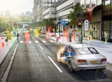 コンチネンタル、自動運転のAI研究プロジェクト開始…都市の複雑な交通を認識