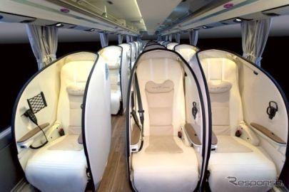 WILLERの高速バス、空間除菌消臭装置を導入---新型コロナ対策