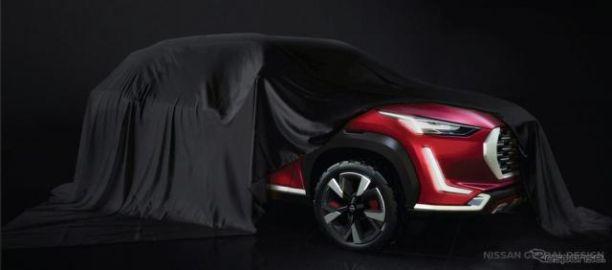 日産、新型SUVコンセプトをワールドプレミア 7月16日