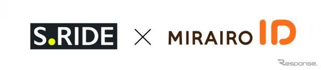 みんなのタクシー、配車アプリ「S.RIDE」と障がい者手帳アプリ「ミライロID」が連携開始