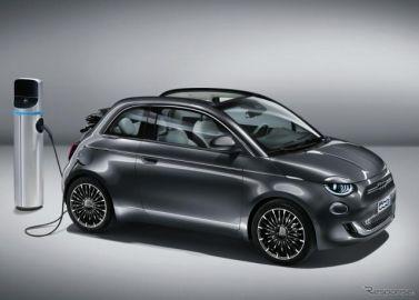 フィアット 500 新型、イタリア・トリノ工場で生産開始…45年ぶりに
