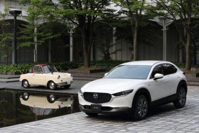 【池原照雄の単眼複眼】マツダ、CX-30 のけん引で生産・販売が堅調に回復…先手の在庫調整も6月末にほぼ完了