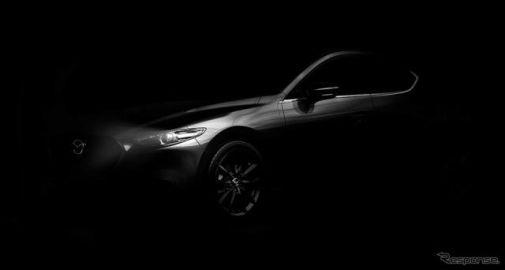 マツダ3 に2.5ターボ、227馬力…メキシコで発表