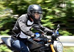 ヘルメットにHUD&リヤカメラ内蔵で死角なし!日本発『クロスヘルメット X1』を試してみた