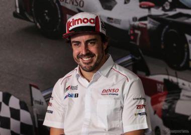 【F1】元王者フェルナンド・アロンソ、2021年ルノーからの復帰が決定