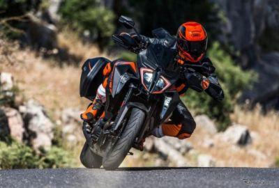 KTM最新モデル試乗会、バイカーズパラダイス南箱根で開催 7月25-26日