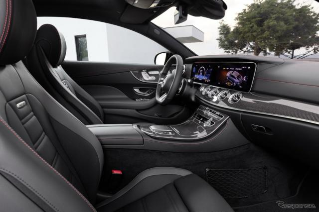 メルセデスAMG E53 4MATIC+ クーペ 改良新型《photo by Mercedes-Benz》