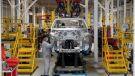 アストンマーティンの英国セントアサン工場で生産が開始された DBX《photo by Aston Martin》