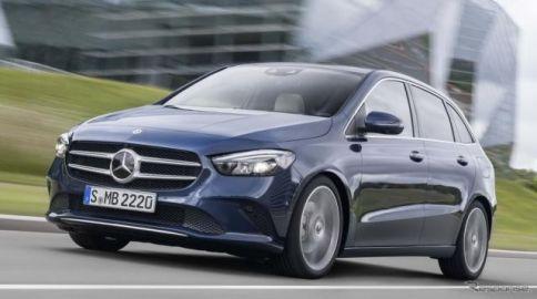 メルセデスベンツ世界販売、日本は輸入車ブランド首位を維持 2020年上半期