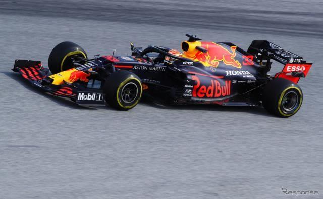 【F1 シュタイアーマルクGP】初日はレッドブル・ホンダのフェルスタッペンがトップタイム