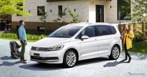 【VW ゴルフ トゥーラン まとめ】アピールポイントはトップクラスの安全性能…新旧・兄弟車・ライバル比較や使い勝手、試乗記