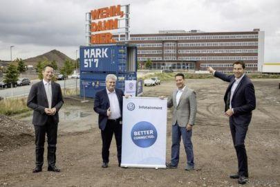 VW、グループのインフォテインメント開発を集約…ソフト開発センター建設